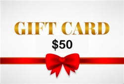 50.00 Gift Card