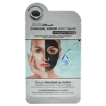 Satin Smooth Charcoal Serum Sheet Mask 25ml