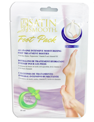 Satin Smooth Foot Pack 17ml
