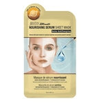 Satin Smooth Nourishing Serum Sheet Mask 25ml