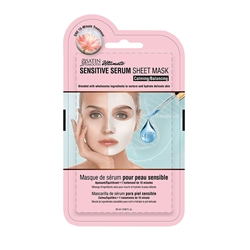 Satin Smooth Sensitive Serum Sheet Mask 25ml