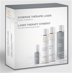 Capilia Trichology Laser Therapy Synergy Kit