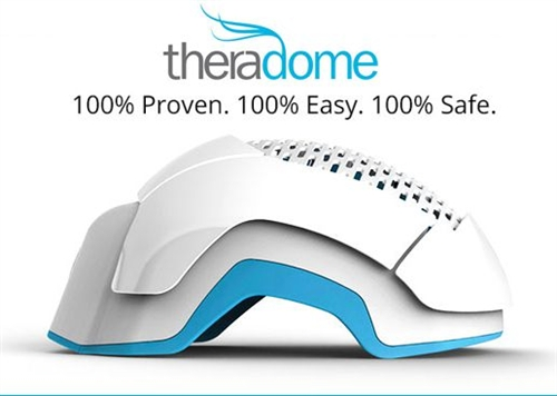 Theradome Helmet Laser Hair Loss Tretment