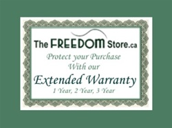 The Freedom Store 1 Year Extended Warranty